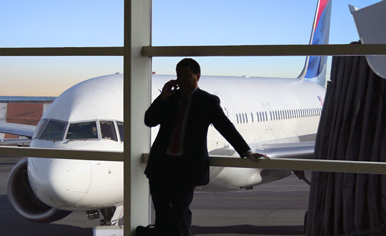 Enjoy Your Flight Knowing a Chauffered Limousine is Waiting for You Outside The Terminal